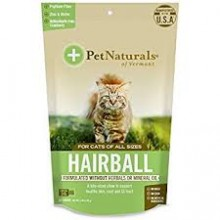 HAIRBALL PET NATURALS BOCADITOS MASTICABLES (30 UNIDADES)