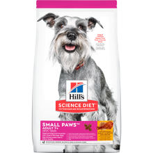 HILLS CANINE SMALL PAWS ADULT 7+ 2.04 KG