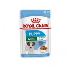 ROYAL CANIN CANINO POUCH PUPPY MINI 85 GRS