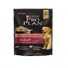 PRO PLAN POUCH PERRO ADULTO CARNE 100 GRS