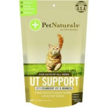 UT SUPPORT BOCADITOS MASTIBLES PET NATURALS 60 UNIDADES